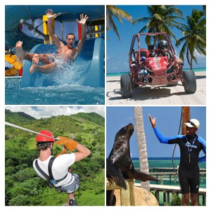 Attractions in Punta Cana
