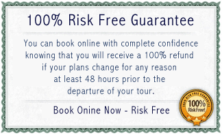 risk free guarantee sign