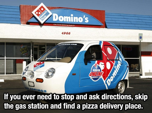 The best place to ask for directions