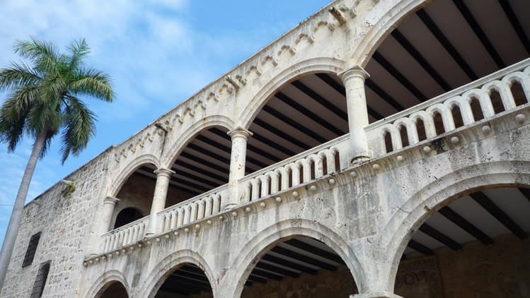 Columbus Viceroy's Palace in Santo Domingo | iHeartDR