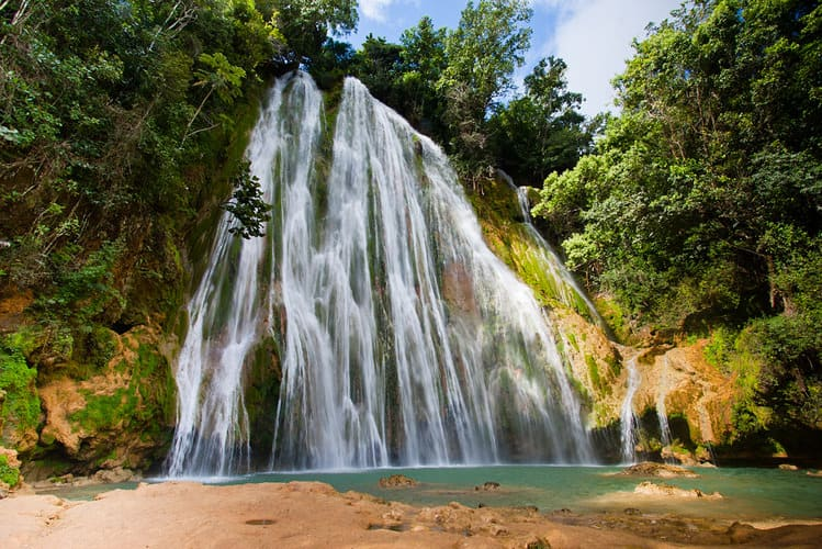 Salto del Limon in Samana, Dominican Republic |iHeartDR