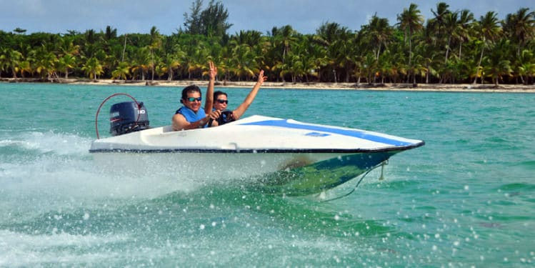 Bavaro Splash Speed Boats