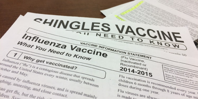 Vaccination papers